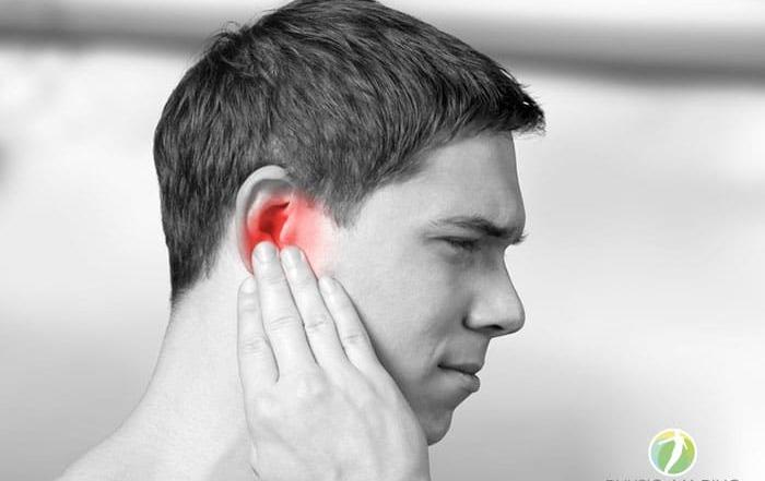 Ohrenflattern bei CMD