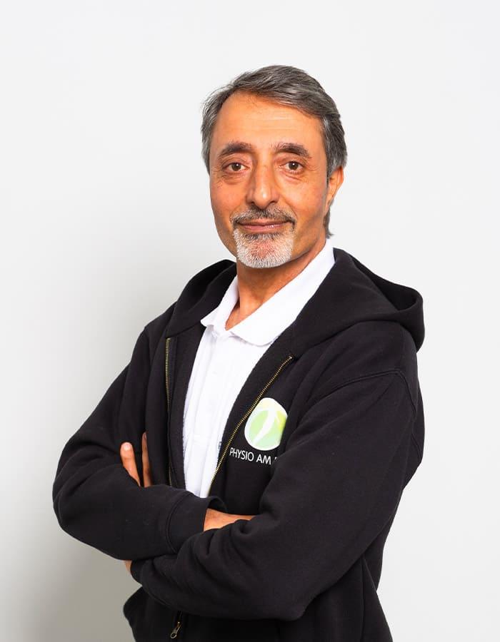 Ahmed Schmidt - Physiotherapeut in Köln