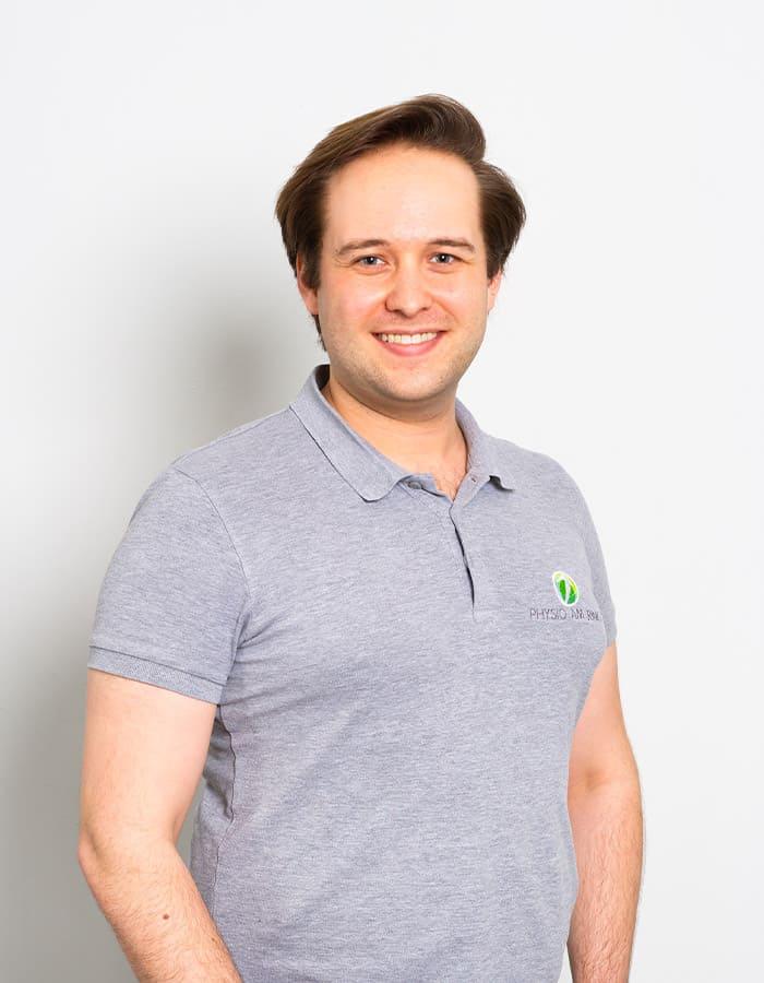 Nicholas Bourrier - Physiotherapeut in Köln